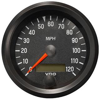 電気式スピードメーター