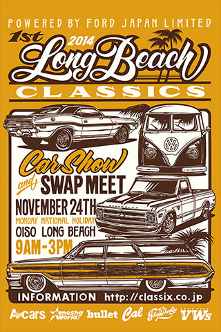 1st Long Beach Classics