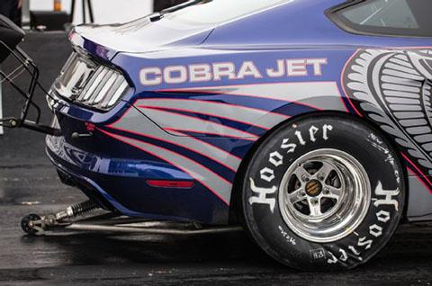 Cobra Jet Mustang