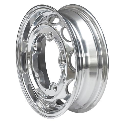 PORSCHE 356 Style Aluminum wheel