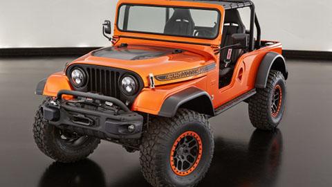Jeep CJ66
