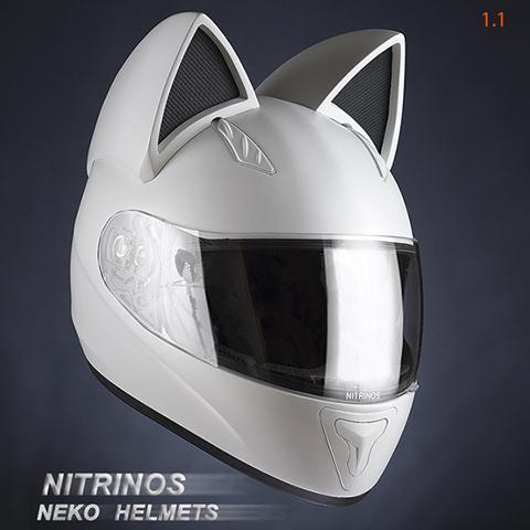 Neko-helmet