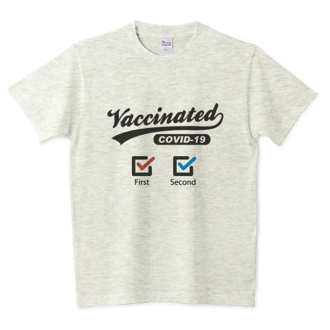 コロナワクチン2回目接種完了