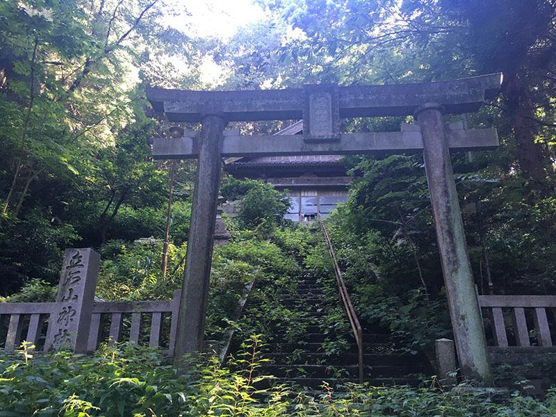 立石山神社